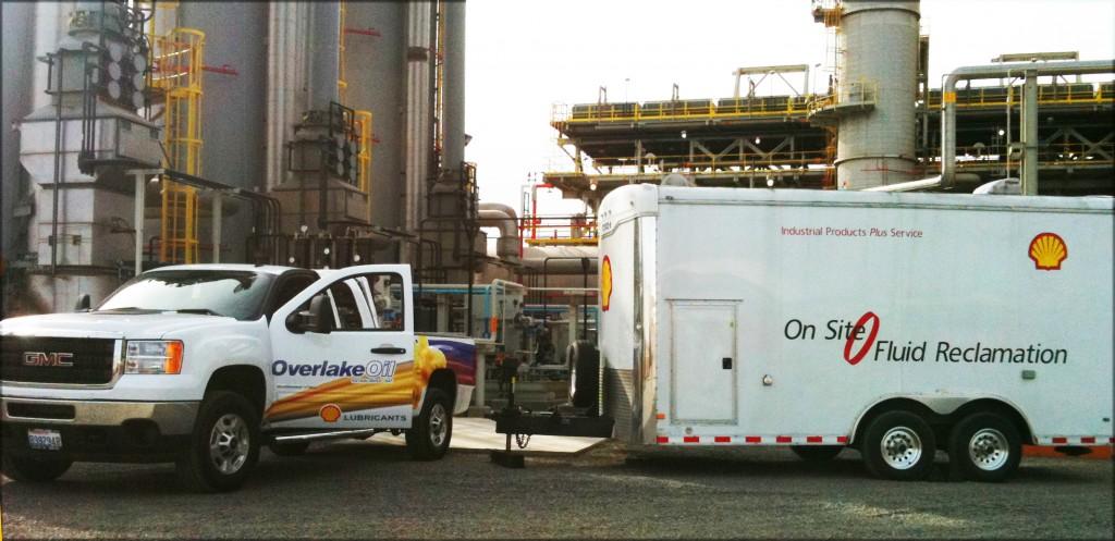 oil reclamation